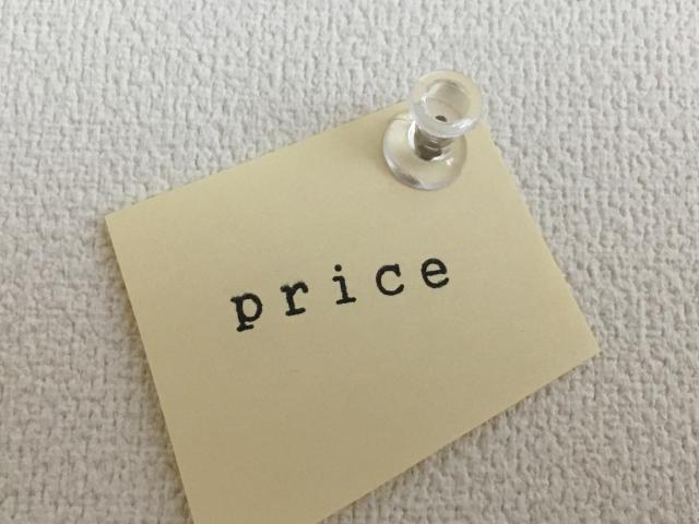 ハンドメイドの値段の決める3つの要素